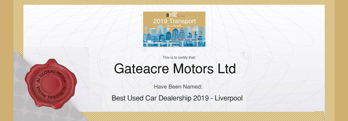 Best Dealership 2019